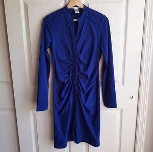 Diane Von Furstenberg Stretch Clancy Dress Size 8